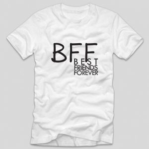 tricou-alb-bff-best-friends-forever