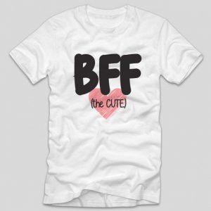 tricou-alb-bff-the-cute