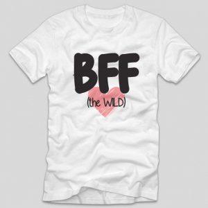 tricou-alb-bff-the-wild