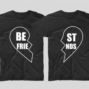 tricouri-negre-bff-best-friends