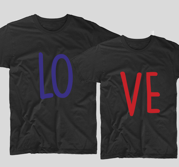 tricouri-negre-pentru-cupluri-love-lo-si-ve