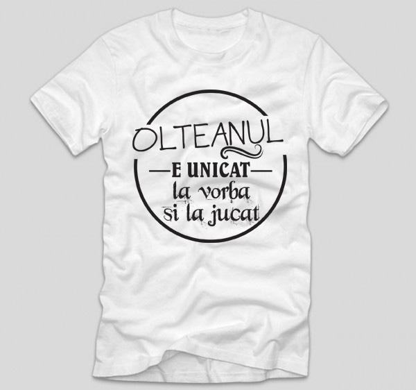 tricou-alb-cu-mesaj-haios-pentru-olteni-cu-mesaj-oltenesc-olteanul-e-unicat-la-vorba-si-la-jucat