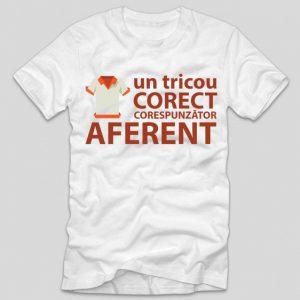 tricou-alb-din-bumbac-cu-mesaj-amuzant-funny-tricou-corect-corespunzator-aferent