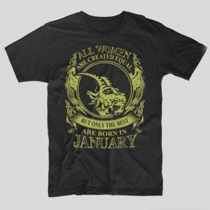 tricou-negru-cu-mesaj-amuzant-haios-aniversar-pentru-femei-all-women-are-created-equal-but-only-the-best-are-born-in-january