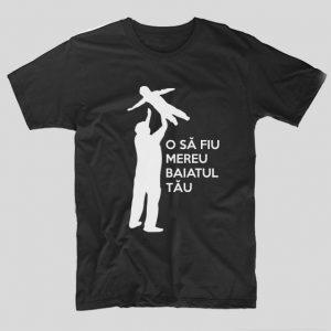 tricou-negru-cu-mesaj-pentru-tatici-o-sa-fiu-mereu-baiatul-tau