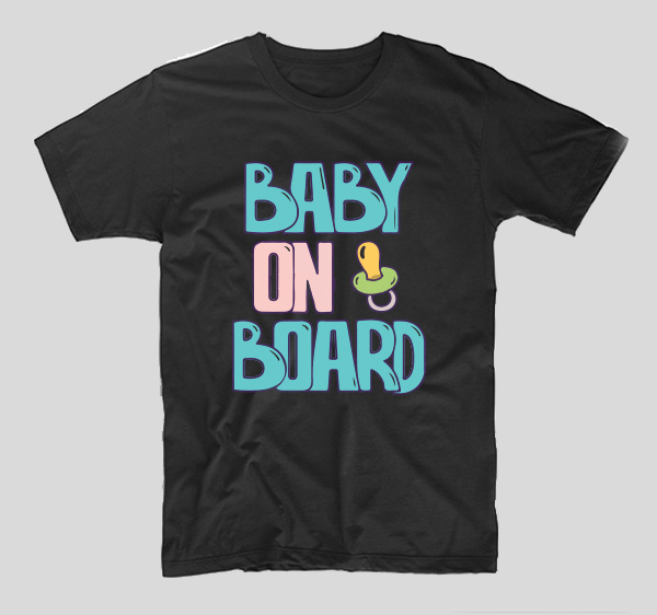 tricou-negru-cu-mesaj-pentru-viitoare-mamici-baby-on-board-gravide