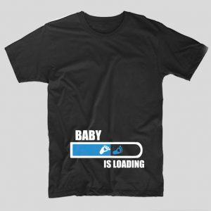 tricou-negru-cu-mesaj-pentru-viitoare-mamici-si-gravide-baby-is-loading