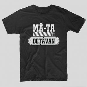 tricou-negru-cu-mesaje-pentru-moldoveni-tricouri-moldovenesti-ma-ta-e-batavan