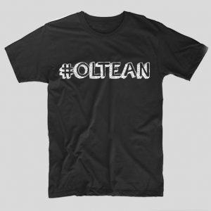 tricou-negru-din-bumbac-cu-mesaj-haios-pentru-olteni-mesaj-oltenesc-hashtag-#oltean
