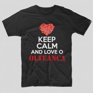 tricou-negru-din-bumbac-cu-mesaj-pentru-olteni-keep-calm-and-love-o-olteanca