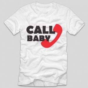 tricou-alb-cu-mesaj-haios-call-baby