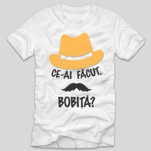 tricou-alb-cu-mesaj-haios-las-fierbinti-ce-ai-facut-bobita