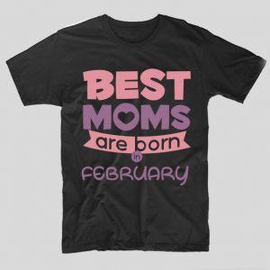 tricou-negru-cu-mesaj-haios-pentru-mamici-aniversare-cu-luna-nasterii-best-moms-are-born-in-february