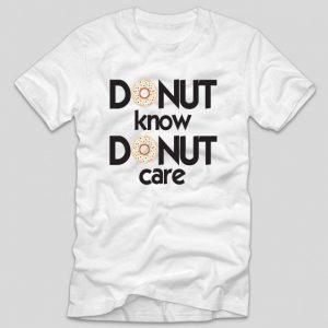 donut-care-alb-tricou-festival