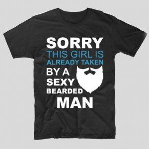 tricou-negru-cu-mesaj-haios-pentru-iubite-sorry-this-girl-is-taken-by-a-sexy-bearded-man