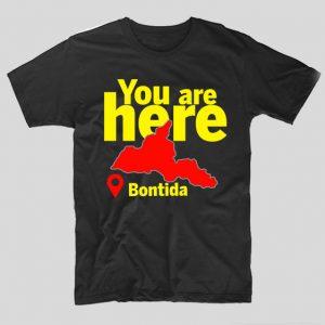 tricou-negru-cu-mesaj-pentru-festival-you-are-here-bontida