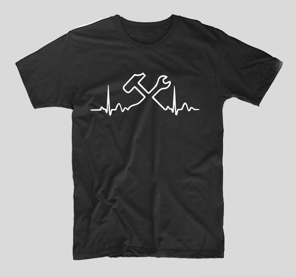 tricou-alb-cu-mesaj-haios-pentru-soferi-puls-mecanic