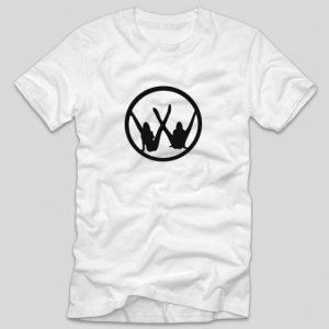 tricou-alb-cu-mesaj-haios-pentru-soferi-vw