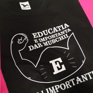 tricou-educatia-e-importanta