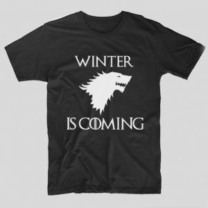 tricou-negru-got-game-of-thrones-winter-is-coming