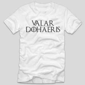 valar-dohaeris-tricou-alb-game-of-thrones