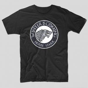 winter-is-coming-house-stark-game-of-thrones-tricou-negru
