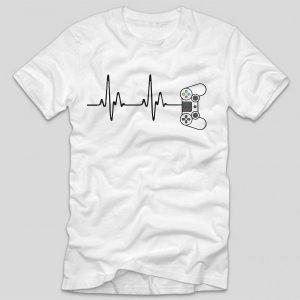 tricou-alb-cu-mesaj-haios-pentru-gameri
