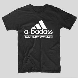 tricou-negru-cu-mesaj-haios-adidas-a-badass-january-woman