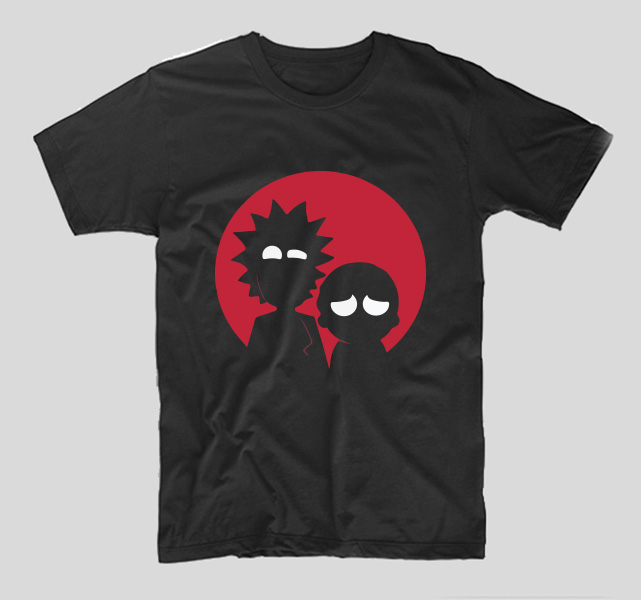 tricou-rick-and-morty-serial-desene-animate