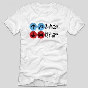 tricou-alb-cu-mesaj-pentru-rockeri-rock-led-zeppelin-stairway-to-heaven-highway-to-hell