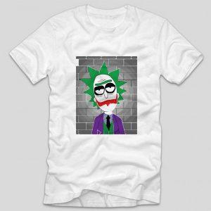 tricou-alb-cu-rick-si-morty-serial-desene-adulti-joker