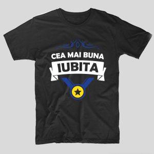 tricou-negru-cea-mai-buna-iubita-mesaj