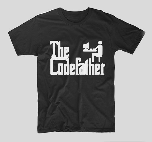tricou-negru-cu-mesaj-haios-pentru-programatori-the-codefather