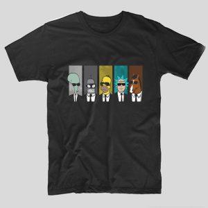 tricou-negru-cu-mesaj-haios-reservoir-dogs-rick-si-morty