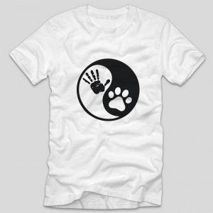 tricou-alb-cu-mesaj-haios-pentru-iubitorii-de-caini-ying-si-yang