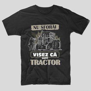 tricou-negru-cu-mesaj-haios-pentru-barbati-nu-sforai-visez-ca-sunt-tractor