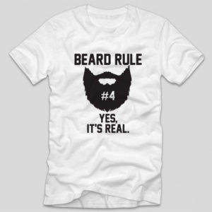 tricou-alb-cu-mesaj-haios-beard-rule-4-yes-its-real