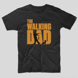 tricou-negru-cu-mesaj-haios-walking-dad