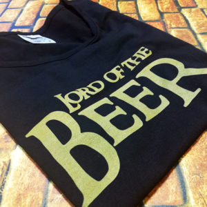 tricou-negru-cu-mesaj-lord-of-the-beer