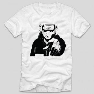 tricou-alb-cu-ilustratie-naruto