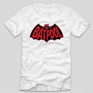 tricou-alb-cu-mesaj-haios-deadpool-batpool