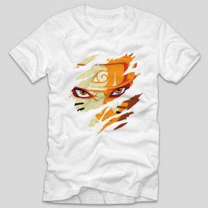 tricou-alb-cu-mesaj-inspirat-din-naruto-ilustratie-naruto