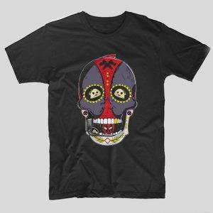 tricou-negru-cu-ilustratie-haioasa-deadpool-skull