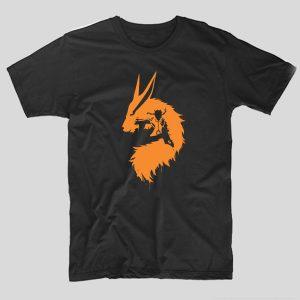 tricou-negru-cu-ilustratie-haioasa-orange-shadow