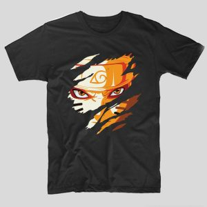 tricou-negru-cu-mesaj-inspirat-din-naruto-ilustratie-naruto