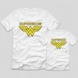 tricouri-mama-fiica-SUPERMOM-SUPERKID