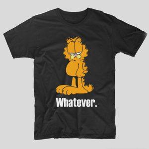 tricou-negru-cu-mesaj-haios-garfield-whatever