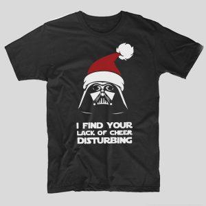 tricou-negru-cu-mesaj-haios-pentru-craciun-starw-ars-i-find-your-lack-of-cheer-disturbing