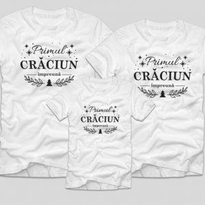 tricouri-familie-albe-primul-craciun-impreuna