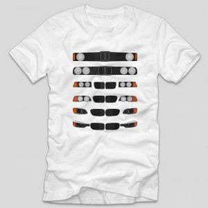 tricou-alb-tricou-auto-bmw-evolution-evolutie-bmw-tricou-masini